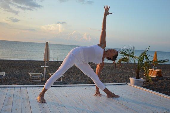 3. - 4. 3. 2018 Iyengar Yoga Workshop s Helenou KB