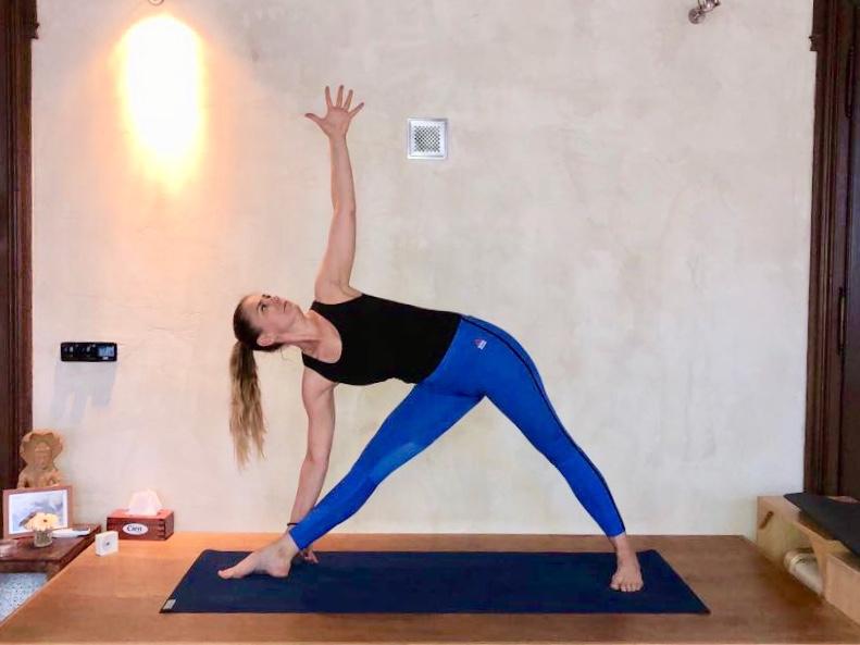 Tijana Slokar Iyengar Yoga Teacher