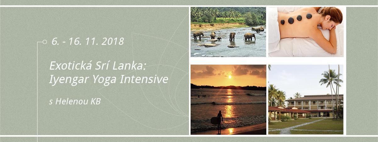 Iyengar Yoga Intensive Sri Lanka