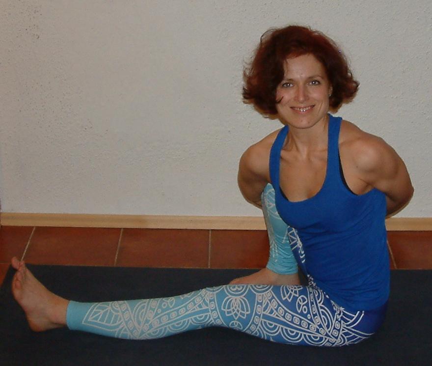 Marie Frycova Iyengar Yoga Teacher Iyengar Yoga Institute Prague