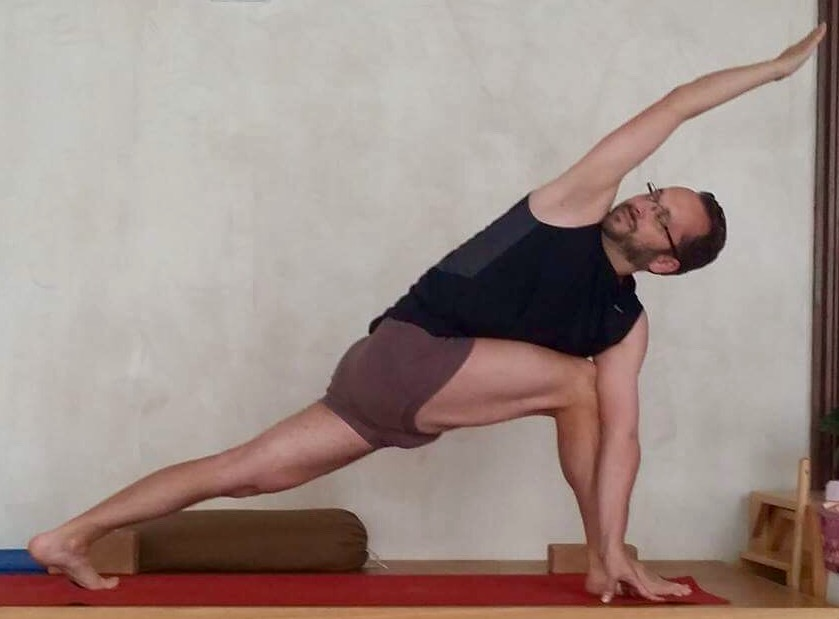 Honza Glas Iyengar jóga Iyengar Yoga Institut Praha