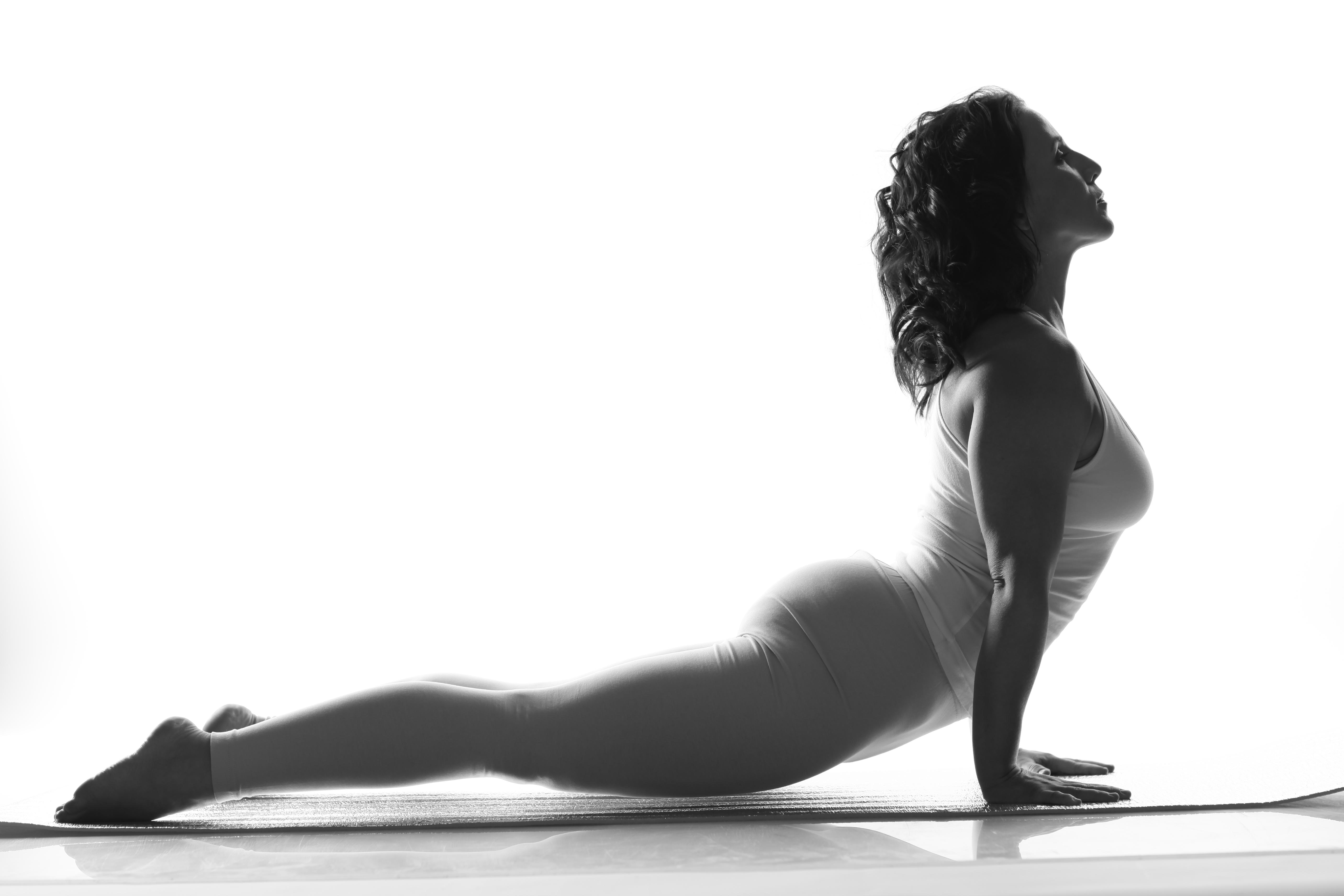 Olga Zvontsova Iyengar Yoga Teacher