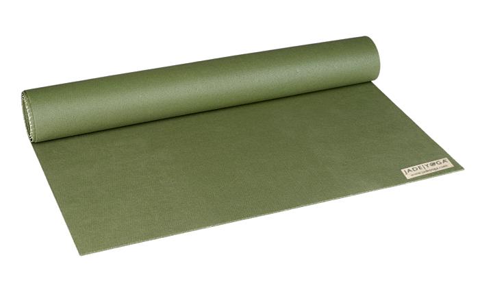 Podložka na jógu JADE - olivová